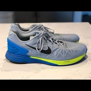 Nike Lunarglide 6 Running Shoes SZ 15